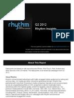 q2 12 Rhythm Insights Website