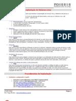 Instalação e Configuração de Sistemas Linux