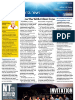 Business Events News for Wed 19 Sep 2012 - Glebe Island Expo, Chile, Taiwan, Techtalk, Club Med and much more