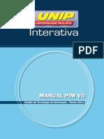 Manual Pim Vii Gti 2011