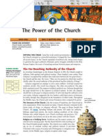 Ch 13 Sec 4 - The Power of the Church