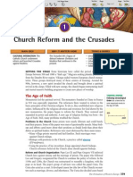 Ch 14 Sec 1 - Church Reform and the Crusades