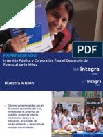Presentación Ofelia Rodríguez Larraín - AFP Integra