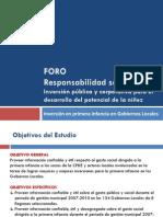 Presentación Víctor Belleza - Inversión en Primera Infancia en Gobiernos Locales