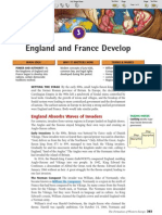 Ch 14 Sec 3 - England and France Develop