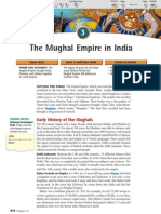 Ch 18 Sec 3 - The Mughal Empire