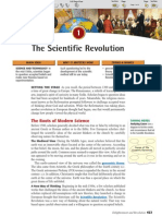 Ch 22 Sec 1 - The Scientific Revolution
