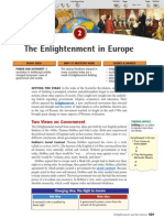Ch 22 Sec 2 - The Enlightenment in Europe