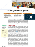 Ch 22 Sec 3 - The Enlightenment Spreads