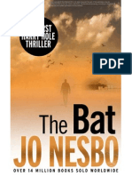 October Free Chapter - The Bat by Jo Nesbo