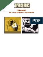 Songbook Supercordas Vol. 1