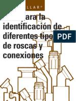 Guia de Identificacion de Tipos de Roscas y Conexiones CAT.