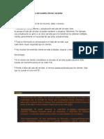Ventajas y Desventajas Del Modelo Cliente