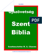 Hungarian Holy Bible New Testament 18-9-12 R S Chaves PDF