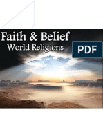 faith  belief