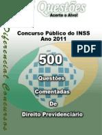 E-BOOK DE DIREITO PREVIDENCIÁRIO