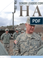 Army Leaders Combat Hazing