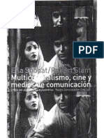 Multiculturalismo Cine y Medios_ Ella Shohat y Robert Stam