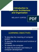 MELJUN CORTES Computer Archetecture Organization Good Discussions