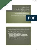 Psicologia Cognitiva Antecedentes