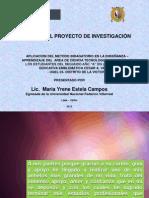 Diapositiva de Metodo Indagatoria