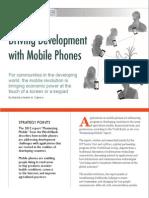 How Smartphones Can Uplift the Poor? by Marishka Cabrera