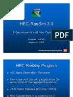 Guide ResSim