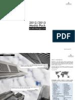 Eurekahedge 2012-2013 Media Pack