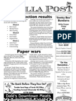 The Uralla Post Issue 02 Wk38 2012