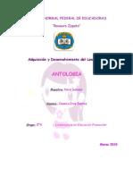 Dora Antologia 2 Ese