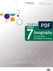 Visualising Water Quality with ArcGIS Explorer Online