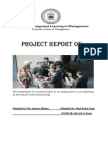 Project Report On