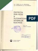 BADEA BROSTEANU - Protectia prin relee si automatizarea sistemelor electrice
