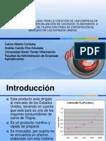 ESTUDIÓ DE FACTIBILIDAD PARA LA CREACIÓN DE UNA planta