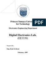 Digital Electronics Lab
