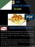 UTI scam