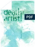 Death of the Artist-Justin Bartlett