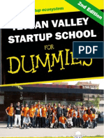 Playbook Tetuan Valley Startup School for Dummies - July 2012 [2nd Edition]
