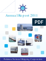 Pnsc Annual Report 2011