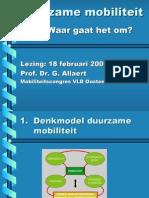 2006 02 18 Mobiliteitscongres Oostende Def Versie
