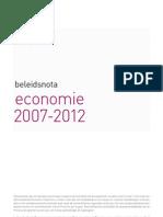 Ec Streek BeleidsplanEconomie2