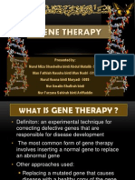 Gene Therapy1
