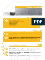 CV Roberto Gualda