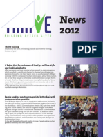 Thrive News 2012