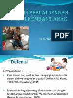 Peran Bermain Dalam Perkembangan Anak
