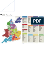 Prisons Map