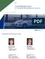 Etude Oliver Wyman - Automotive Trends - VF