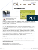 124_Rivet Edge Distance