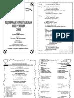 Buku Aturcara Program 2008