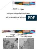 EBSD Geological Samples2